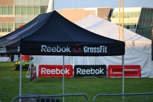 Reebok and CrossFit