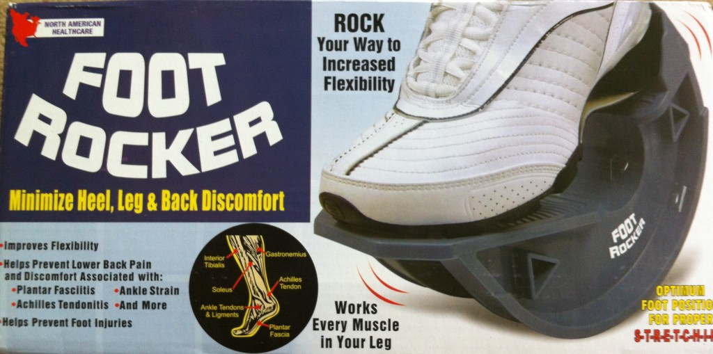 Foot Rocker Box