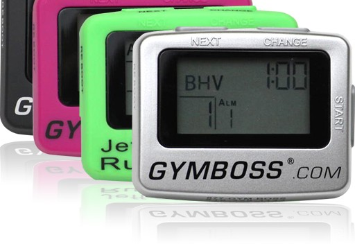 Gymboss Interval Timer