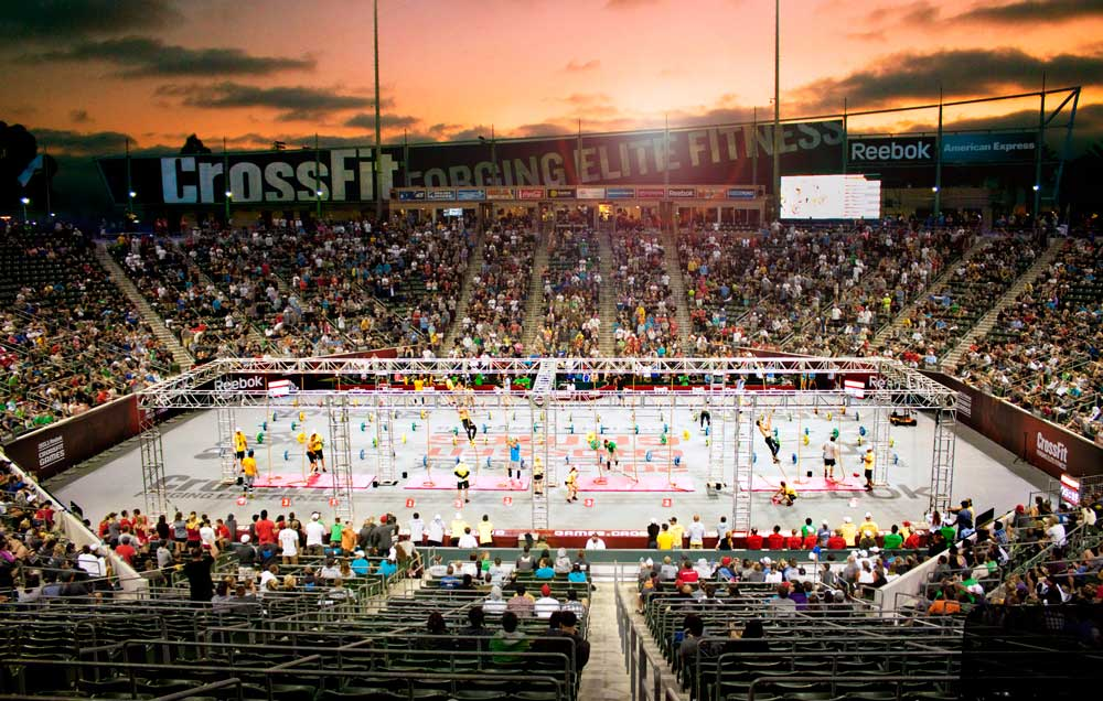 CrossFit Games Regional Venues Announced