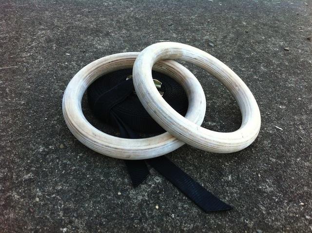 Fringe Sport Gymnastic Rings