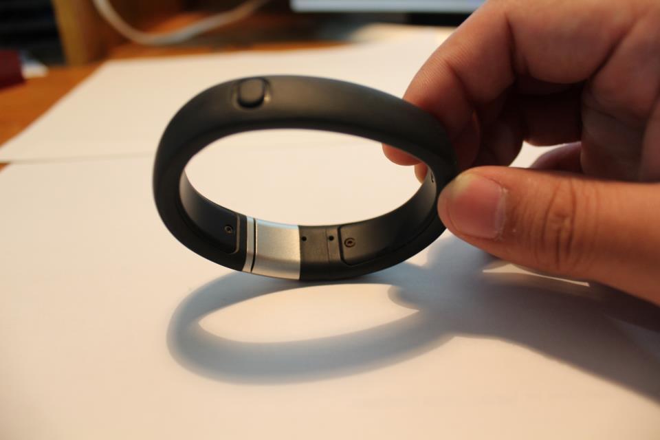 Nike+ Fuelband Slick Design