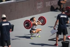 Annie Sakamoto 2012 Reebok CrossFit Games