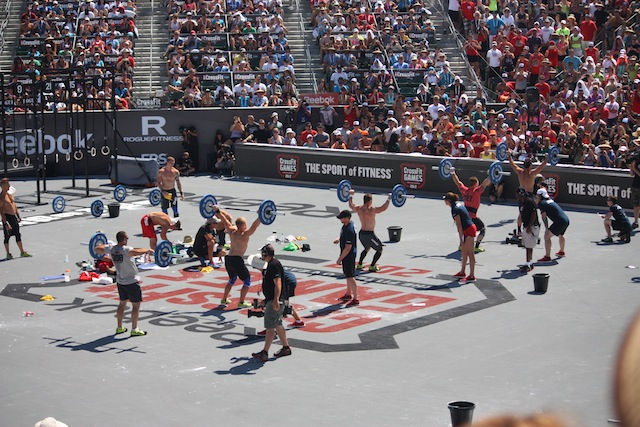 Rich Froning 2012 Reebok CrossFit Games