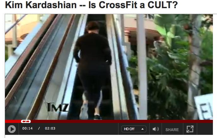 CrossFit's TMZ Debut