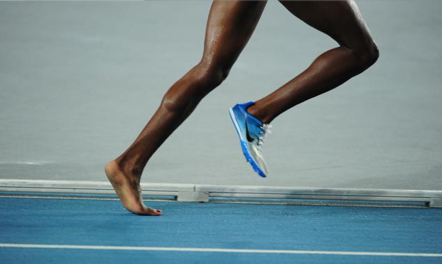 Barefoot vs Shoes