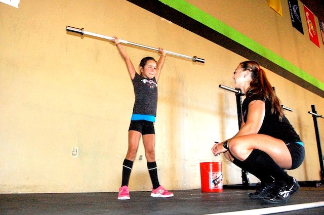 Katie Hogan coaching OHS