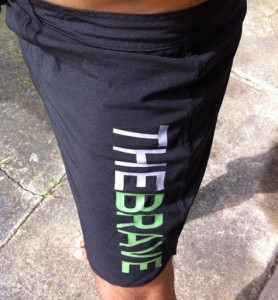 The Brave Mens Shorts side view