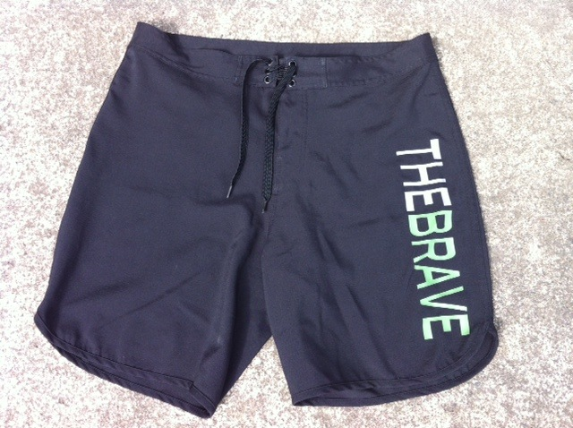 Review: The Brave Men's Workout Shorts