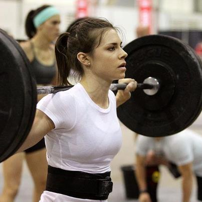 Julie Foucher Won't Compete at the 2013 CrossFit Games