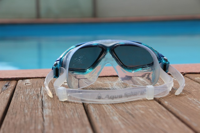 Aqua Sphere Vista Goggles Back