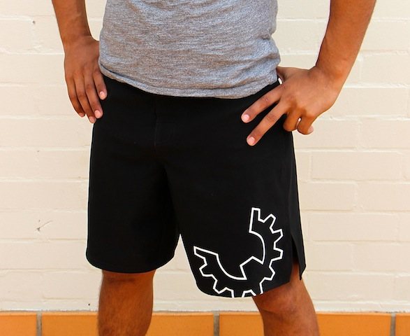 WOD Gear Shorts Feature