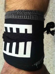 SPUN Wrist Wraps!