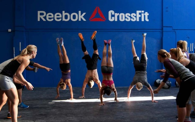 crossfit by reebok