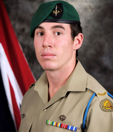 Private Nathanael John Aubrey Galagher