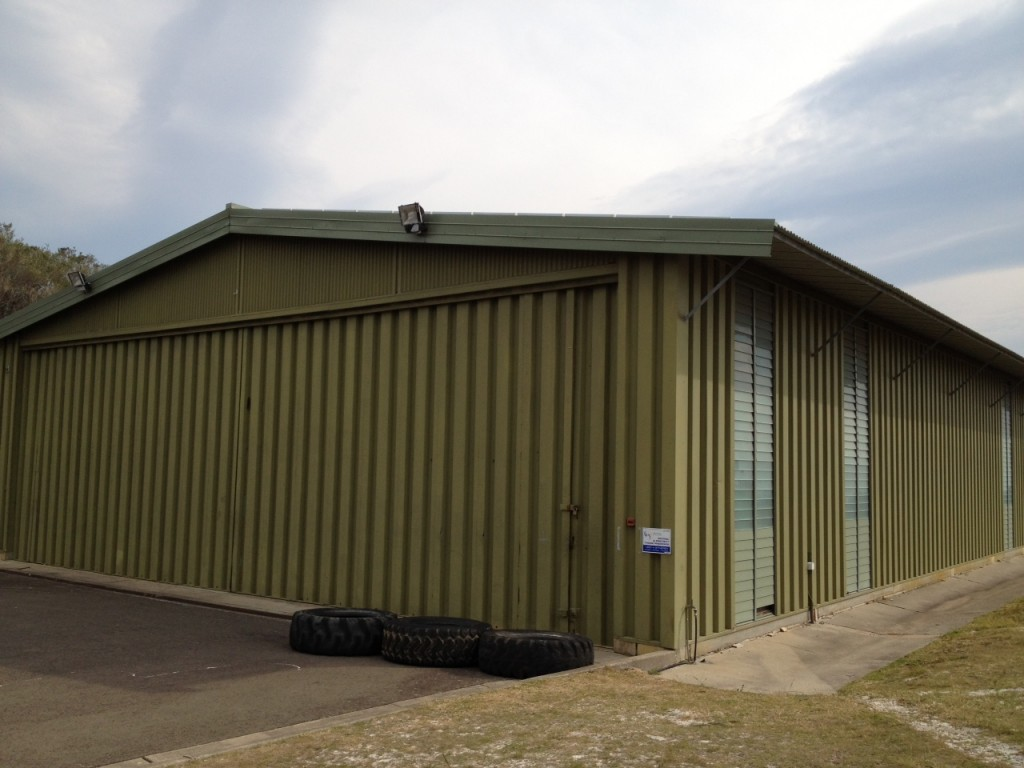 CrossFit North Head (Formerly The Biggest Loser Training Shed)