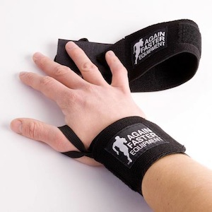 Again Faster WRIST WRAPS (PAIR)