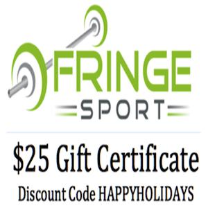 FringeSport Gift Certificate