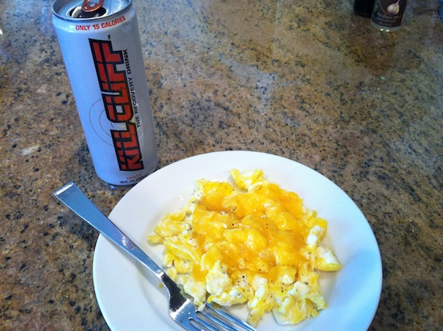 Katie Hogan Breakfast/Meal #1