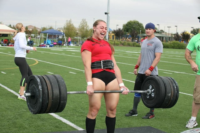 Katie Hogan Crossfit Games 2016