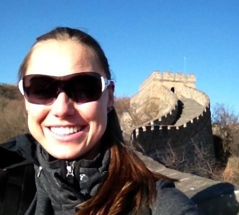 Katie Hogan Great Wall of China
