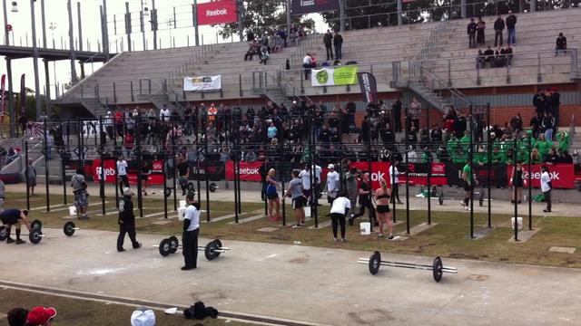 Dates Announced for 2013 CrossFit Regionals