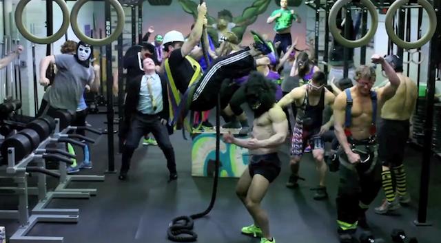CrossFit Greenpoint Harlem Shake