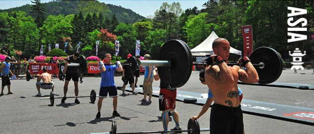 2013 CrossFit Games Preview: Asia Region