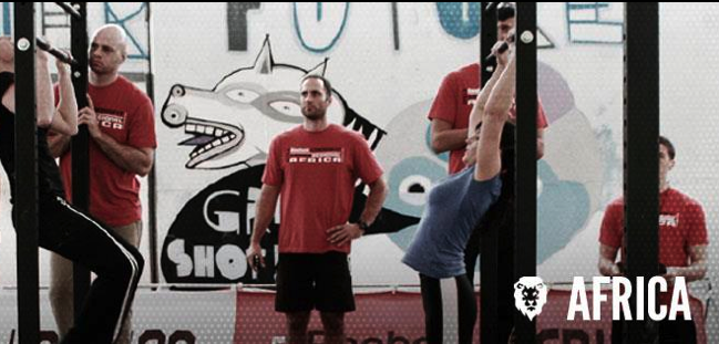 2013 CrossFit Games Preview: Africa Region