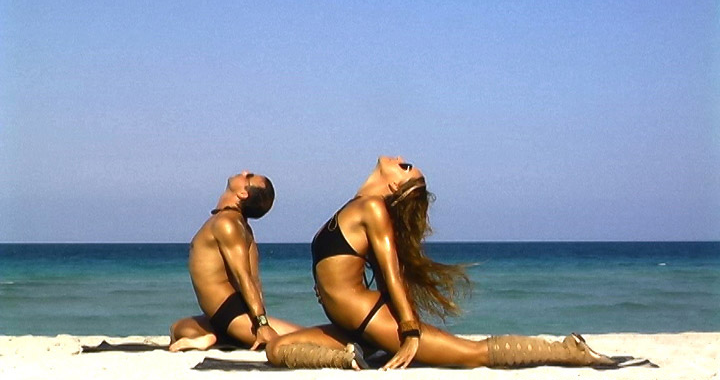 Pigeon Pose why men should try yoga