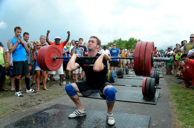 Ben Smith CrossFit