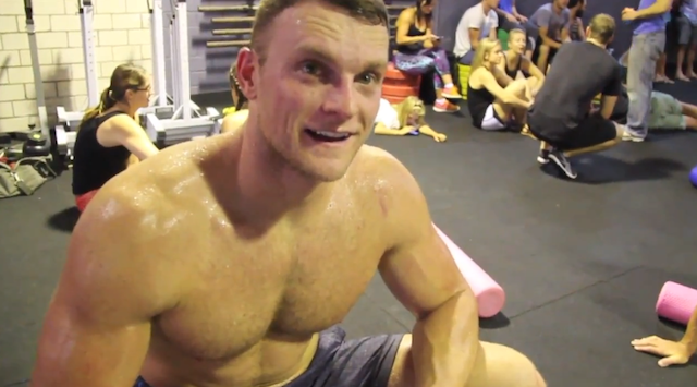 Chad Mackay fail to qualify for the 2014 crossfit games