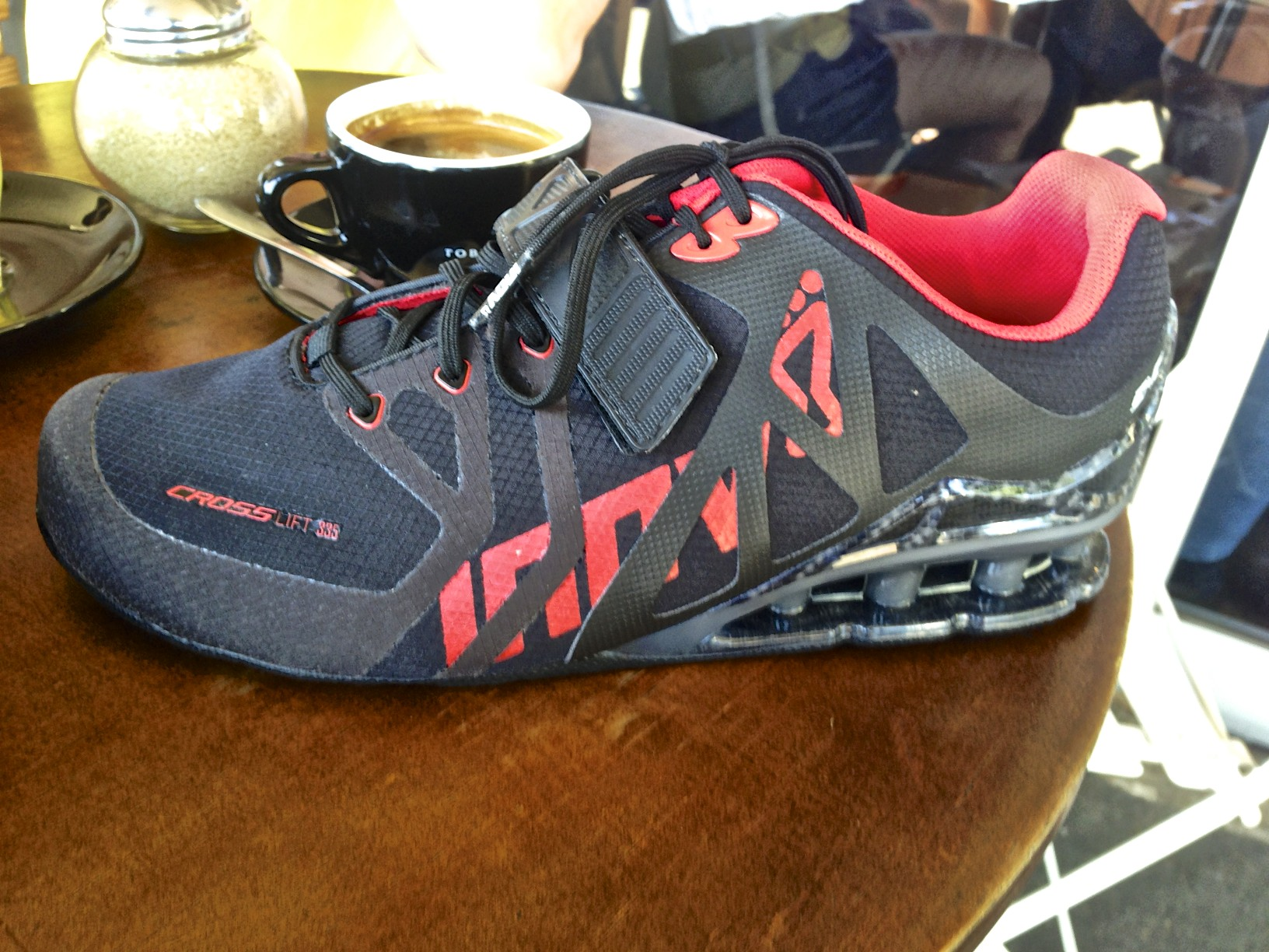 Inov Oly Shoes Review