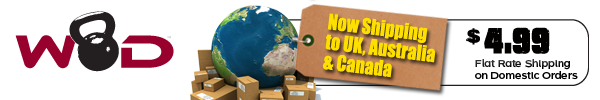 WODSuperStore.com Shipping