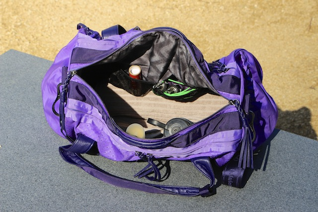 lululemon Keep on Running Duffel