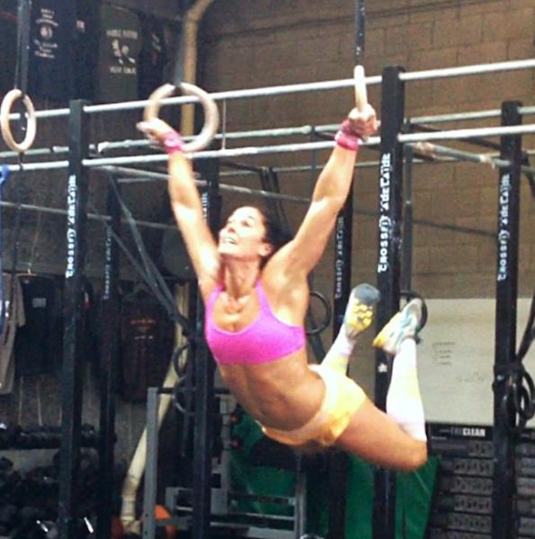 Amanda Allen CrossFit