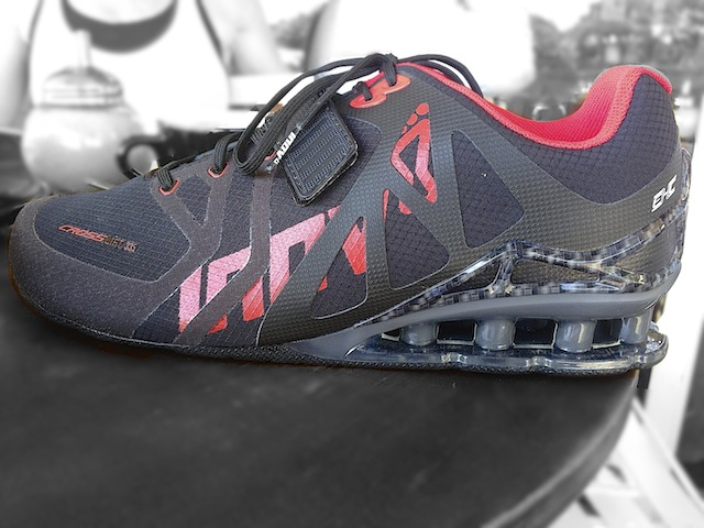 Inov 8 Weightlifting Shoe: The FastLift 335315