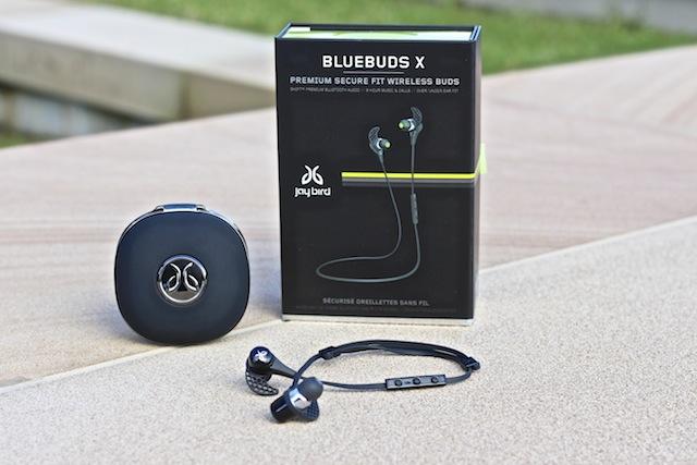 JayBird BlueBuds X Headphones