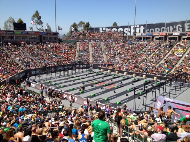 california crossfit