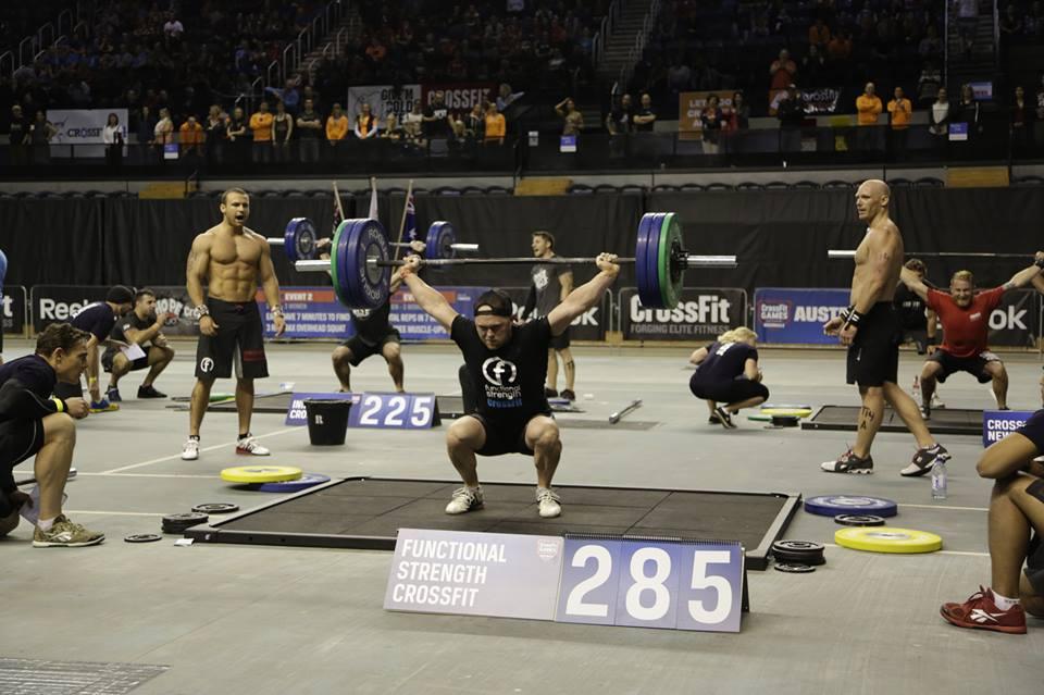 Australia CrossFit Regionals