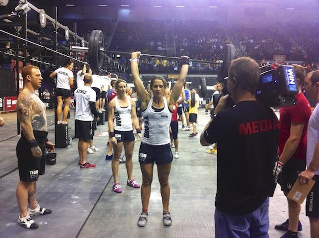 2013 CrossFit Regional