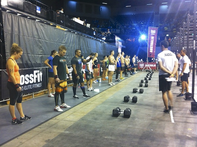 CrossFIt Regional