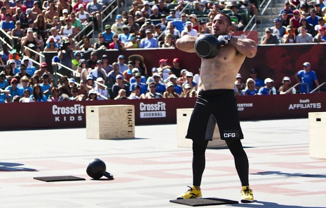 Jason Khalipa (Image courtesy of CrossFit Facebook Page)