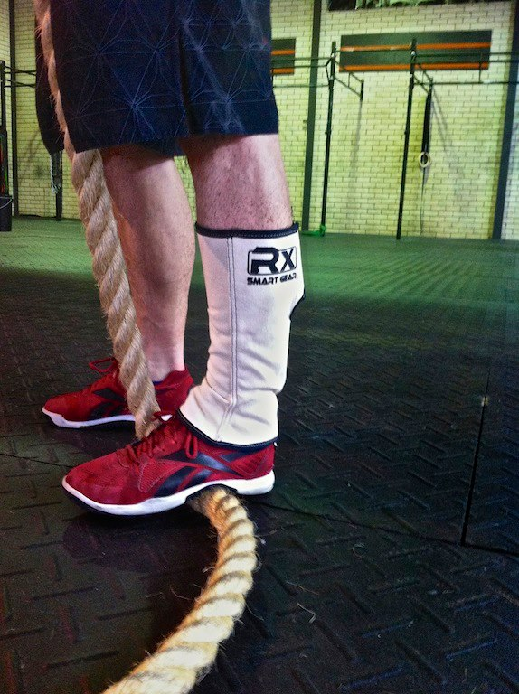 Rx Smart Gear Shin Guard