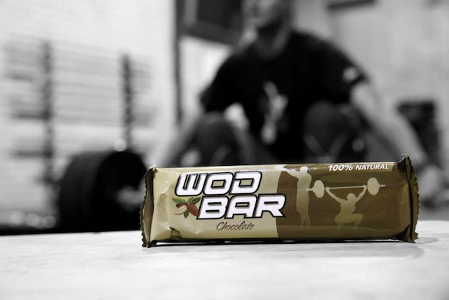 180 Nutrition WOD Bar Review