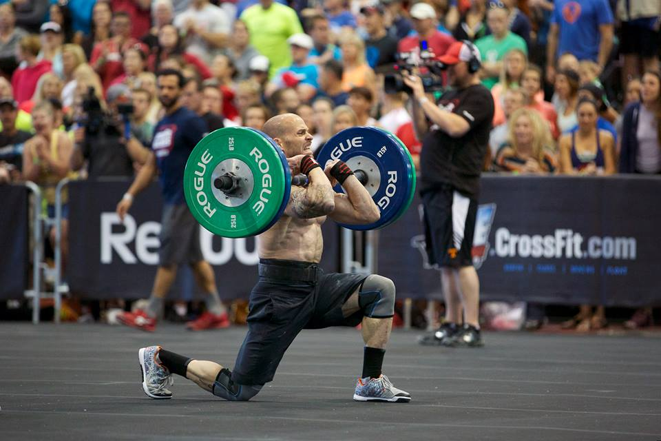 2013 CrossFit South West Regional (Image courtesy of CrossFit's Facebook Page).