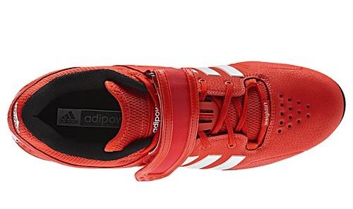 AdiPower Weightlifting Shoe Top