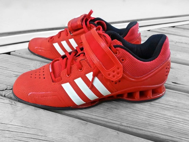 adidas adipower weightlifting shoes red uk