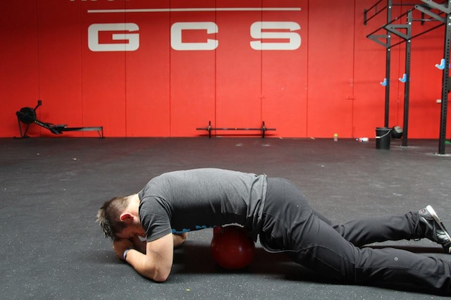 Kettlebell shag with Brandon Swan