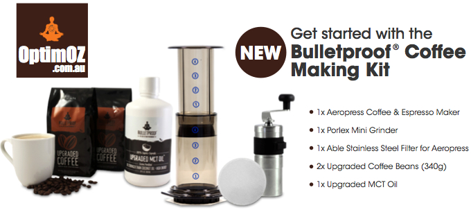 Bulletproof Coffee Making Kit
